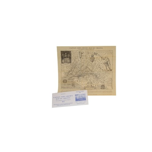 DOCUMENT JOHN SMITHS MAP Thumbnail