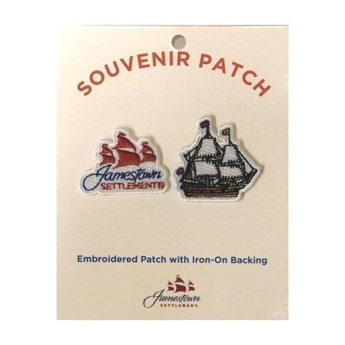 IRON-ON PATCHES - JAMESTOWN Thumbnail