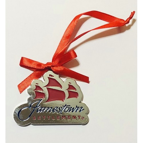 ORNAMENT JAMESTOWN SETTLEMENT LOGO Thumbnail