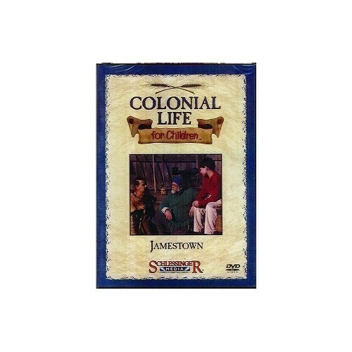 DVD JAMESTOWN COLONIAL LIFE Thumbnail