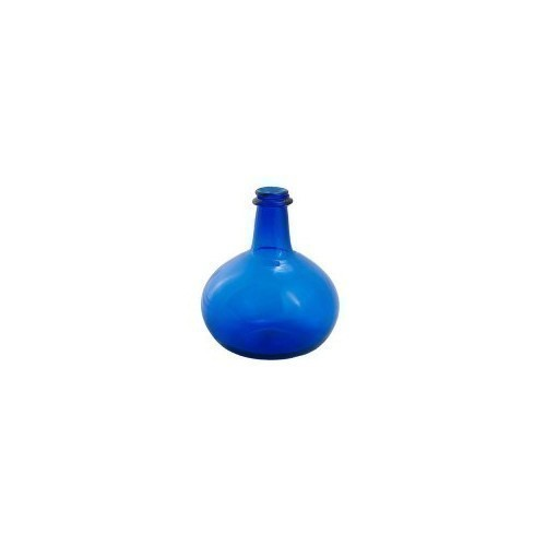 JAMESTOWN GLASS ONION BOTTLE - COBALT Thumbnail