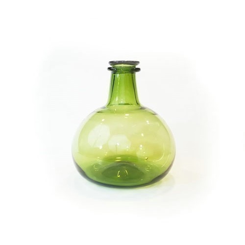 JAMESTOWN GLASS ONION BOTTLE GREEN Thumbnail