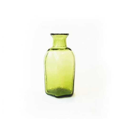 JAMESTOWN GLASS VIAL GREEN Thumbnail
