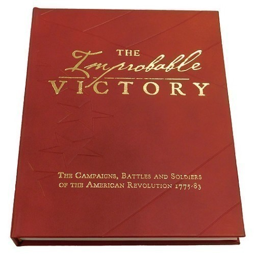 THE IMPROBABLE VICTORY-LEATHER BOUND EDITION Thumbnail
