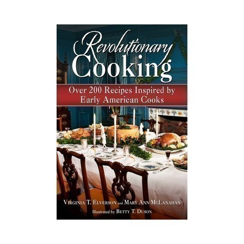 REVOLUTIONARY COOKING COOKBOOK Thumbnail