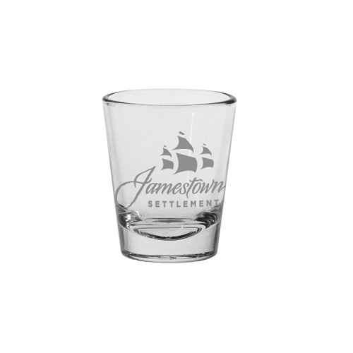 SIGNATURE LOGO SHOT GLASS - JAMESTOWN Thumbnail