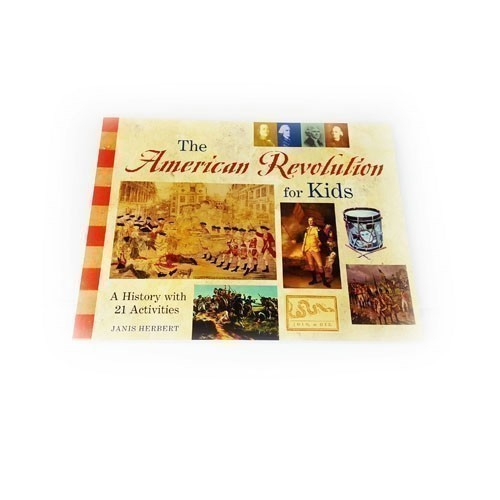 The American Revolution Book for Kids Thumbnail