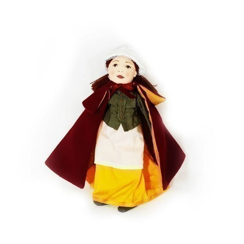ENGLISH GIRL DOLL Thumbnail