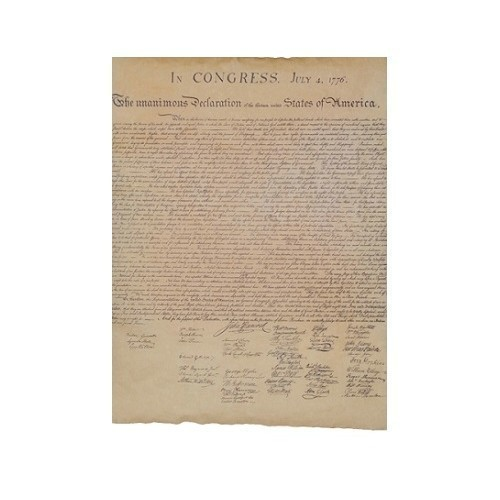 DECLARATION OF INDEPENDENCE  Thumbnail