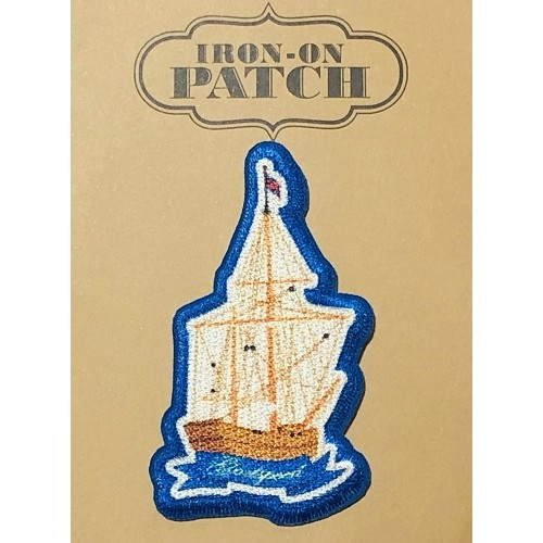 IRON-ON PATCH - GODSPEED Thumbnail