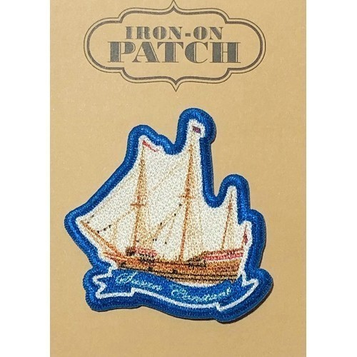 IRON-ON PATCH - SUSAN CONSTANT Thumbnail