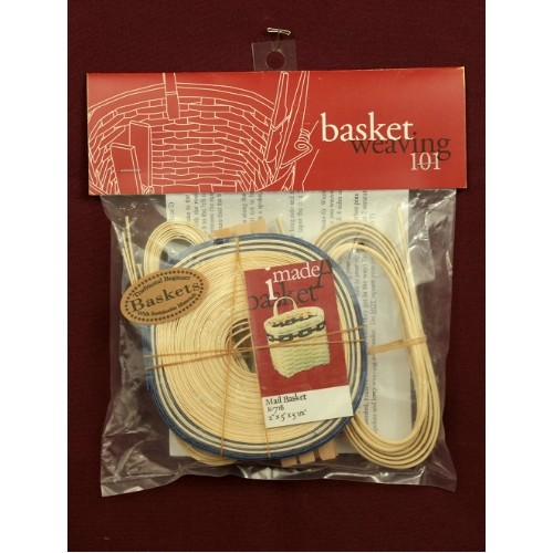 BASKET WEAVING  KIT Thumbnail