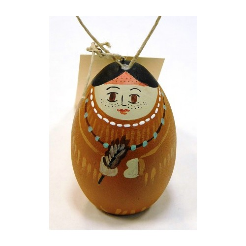 POCAHONTAS EGG ORNAMENT Thumbnail