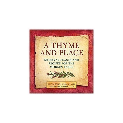 A THYME AND PLACE COOKBOOK Thumbnail