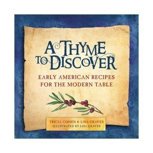 A THYME TO DISCOVER COOKBOOK Thumbnail