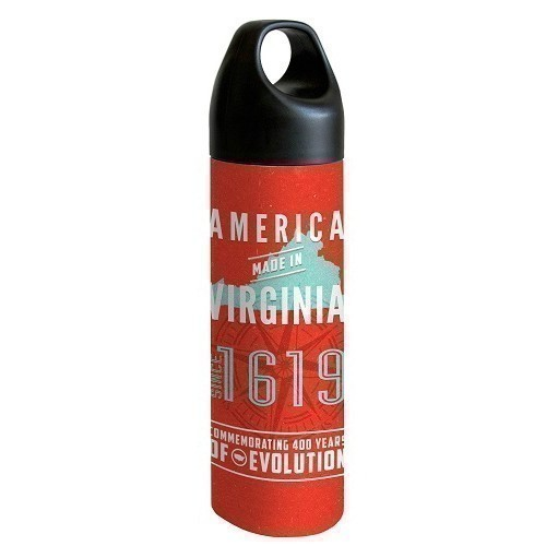 AMERICA MADE IN VIRGINIA WATER BOTTLE Thumbnail