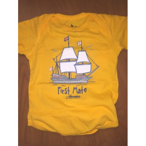 FIRST MATE ONESIE- INFANT Thumbnail