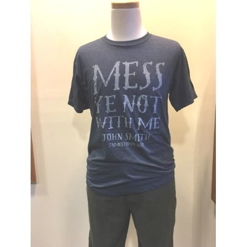 MESS YE NOT WITH ME TEE  Thumbnail