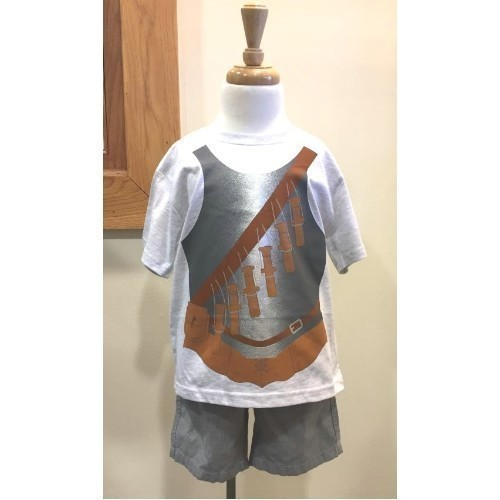 PIKEMAN COSTUME TEE - TODDLER Thumbnail