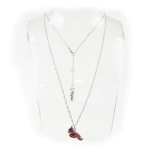 CARDINAL CHARM NECKLACE Thumbnail