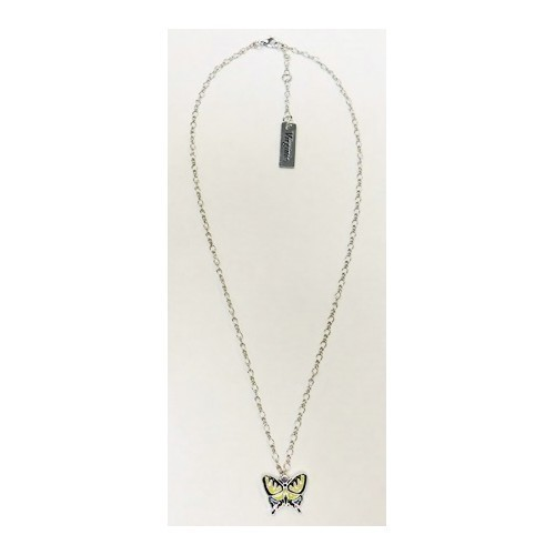 BUTTERFLY CHARM NECKLACE Thumbnail