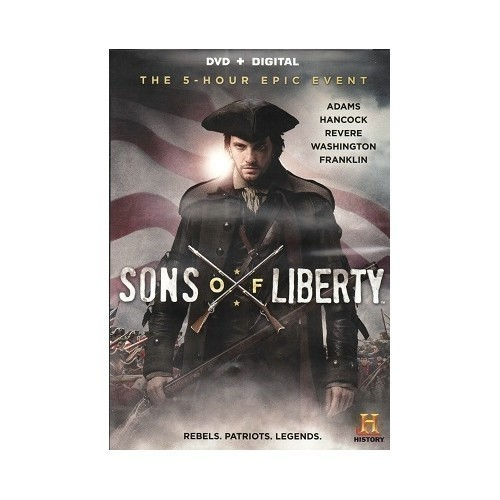 DVD SONS OF LIBERTY Thumbnail