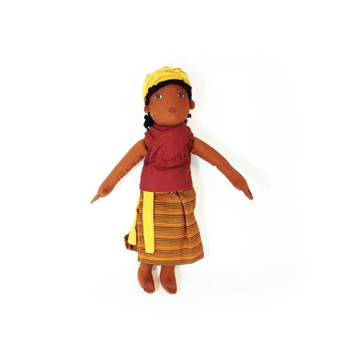 AFRICAN GIRL DOLL Thumbnail