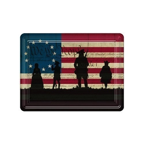 WE THE PEOPLE SILHOUETTE MAGNET  Thumbnail