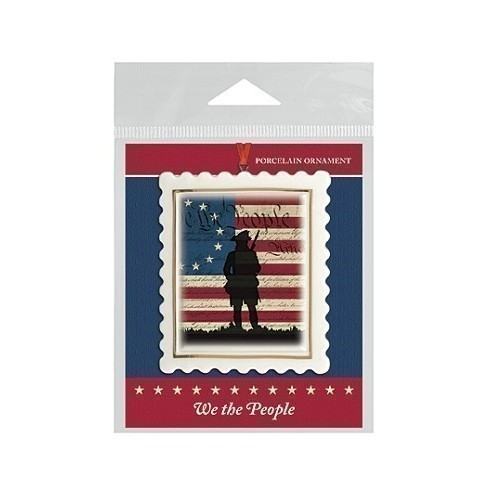 WE THE PEOPLE SILHOUETTE ORNAMENT Thumbnail