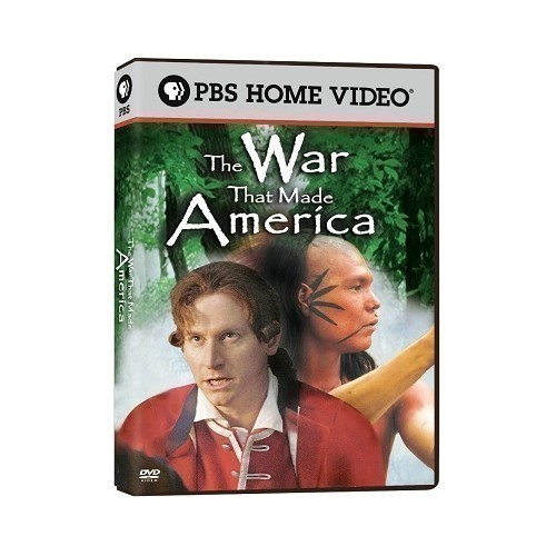 DVD THE WAR THAT  MADE AMERICA Thumbnail