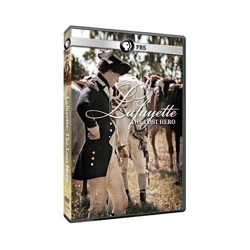 DVD LAFAYETTE: THE LOST HERO Thumbnail