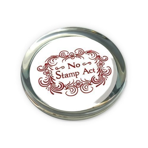 NO STAMP ACT PAPERWEIGHT  Thumbnail