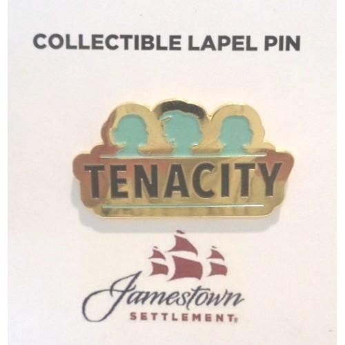 TENACITY COLLECTIBLE PIN Thumbnail