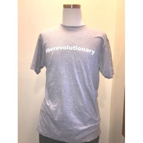 #BEREVOLUTIONARY TEE - MEN'S Thumbnail